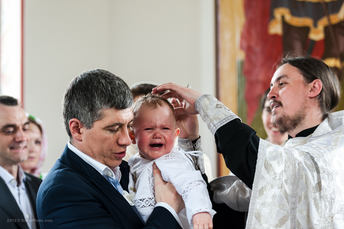 0021 KIDS CHRISTENING MOSCOW REGION