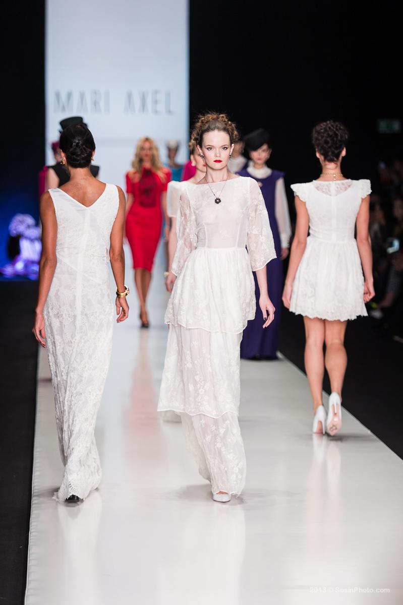 0009 MB Fashion week 2013 photo