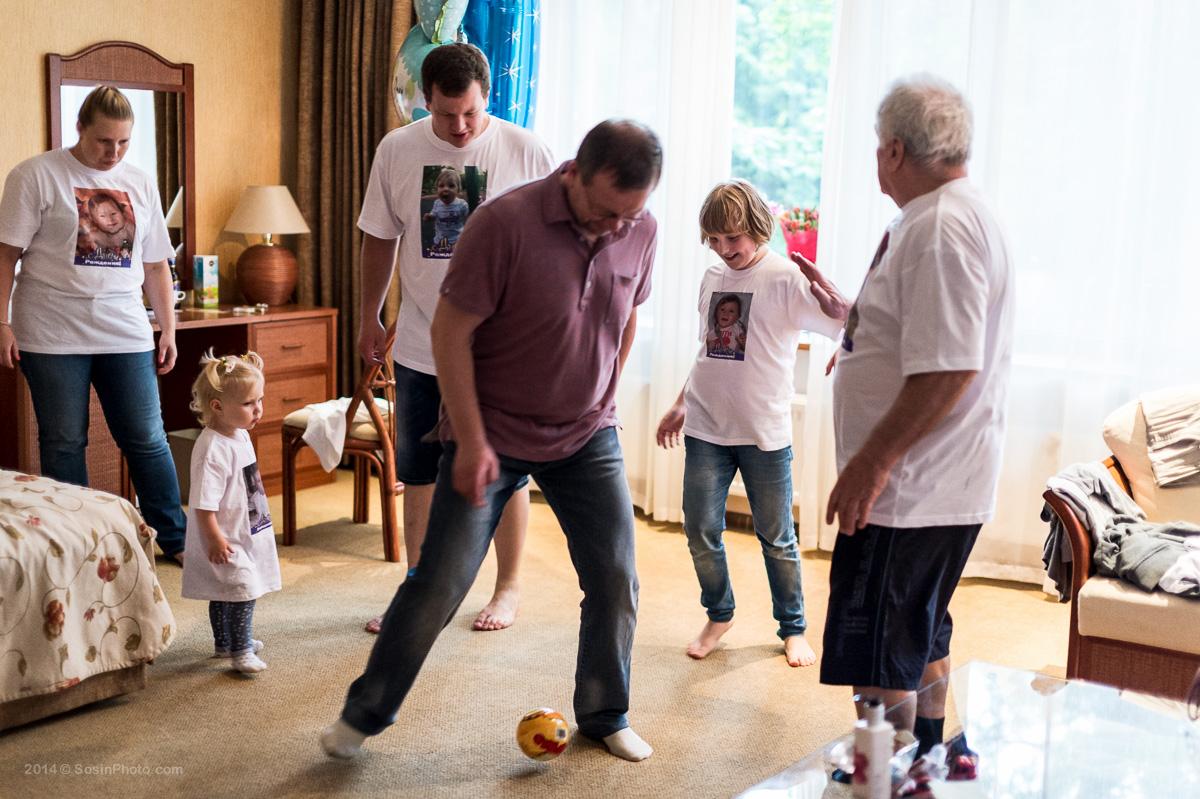 0012 FAMILY EVENT birthday Misha