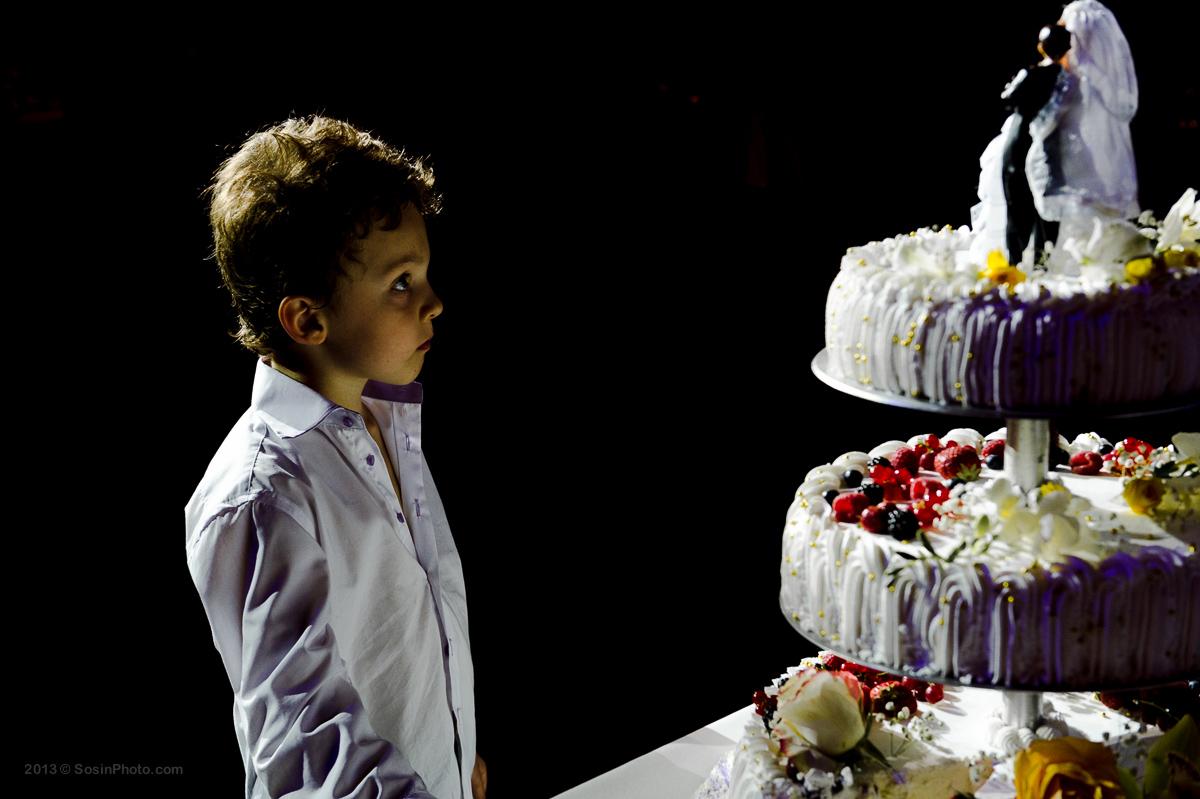 Свадебный торт.
