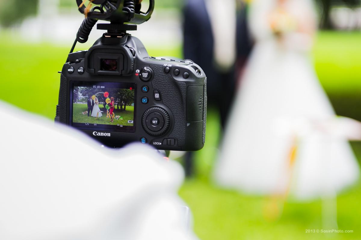 Детали на свадьбе