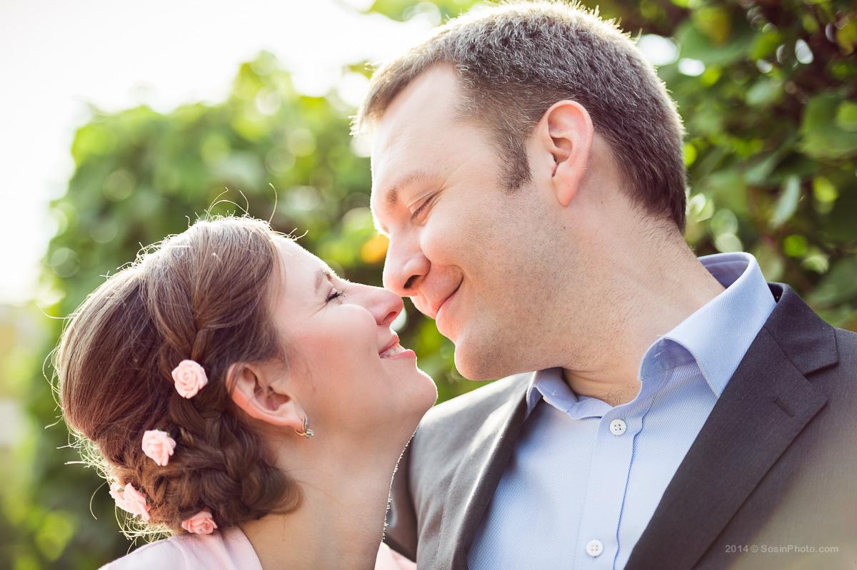 Жених и невеста кусково