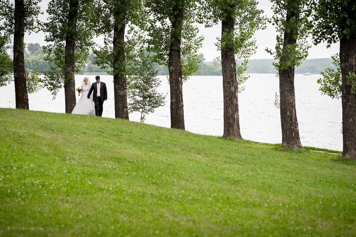 Жених и невеста Клязьма