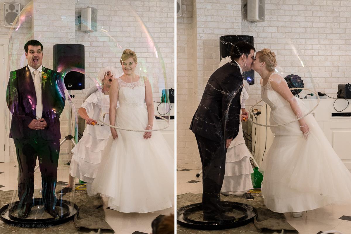 Шоу на свадьбе