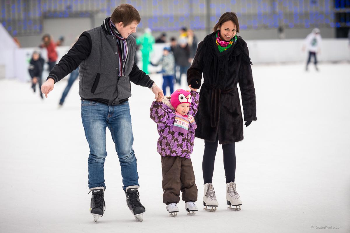 0004 family skating set