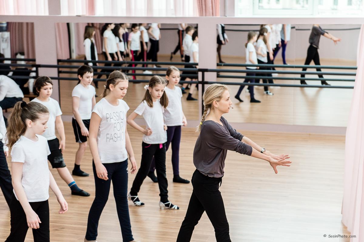 0026 school choreography class