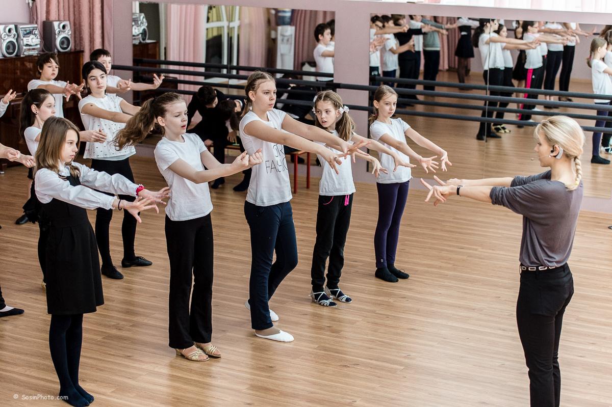 0036 school choreography class