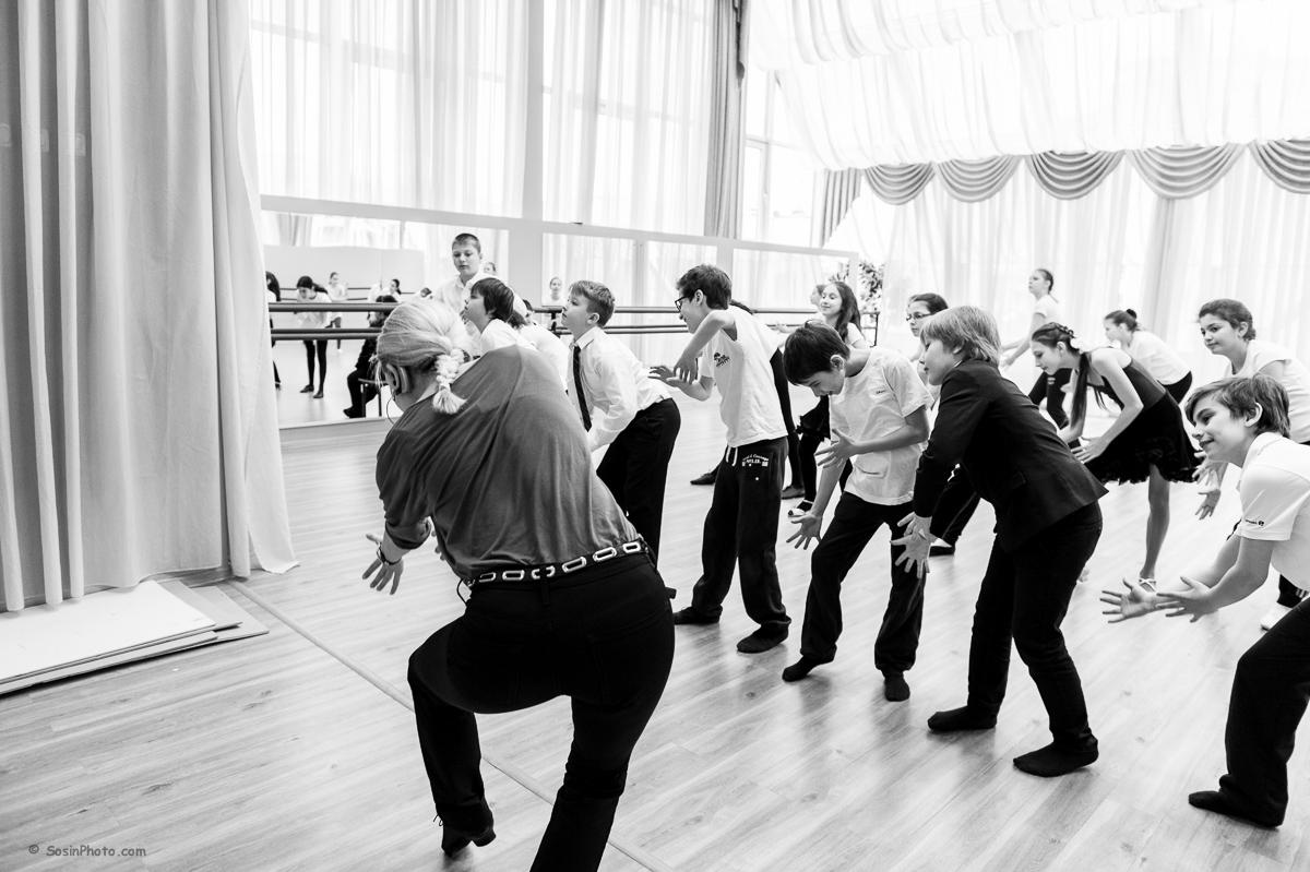 0041 school choreography class
