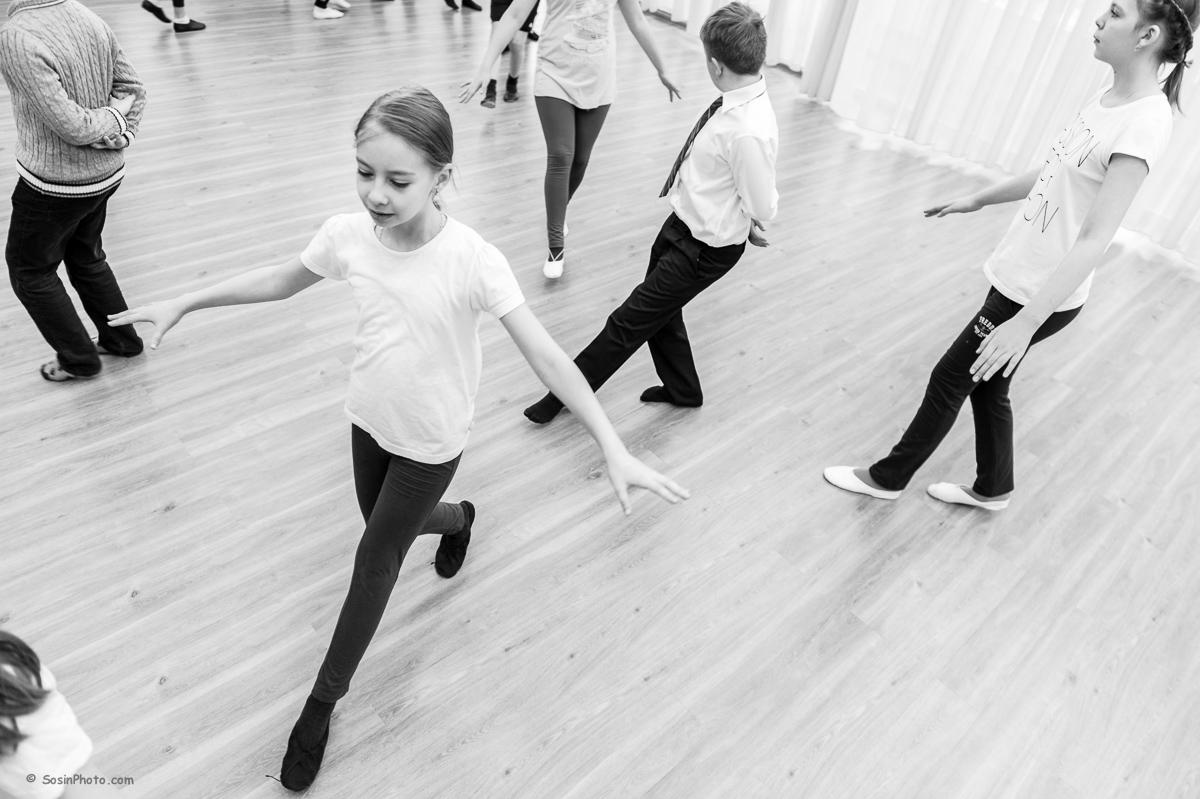 0045 school choreography class