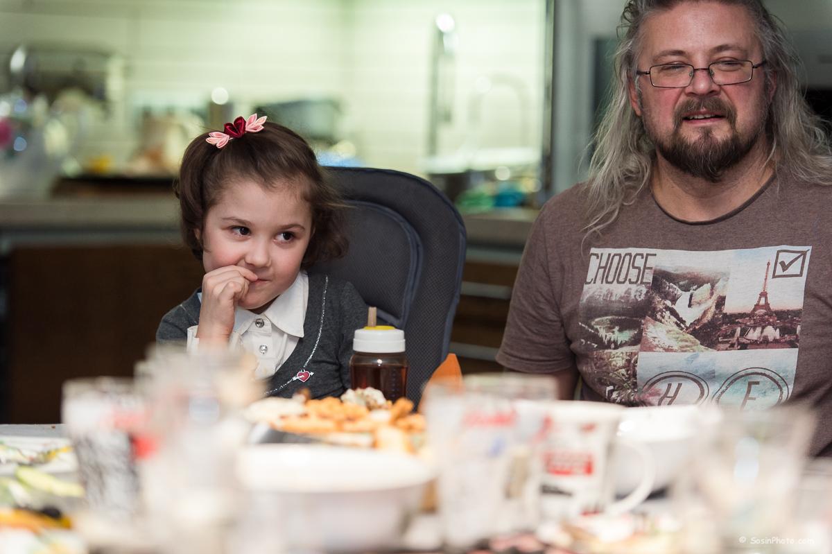 0032 little girl birthday