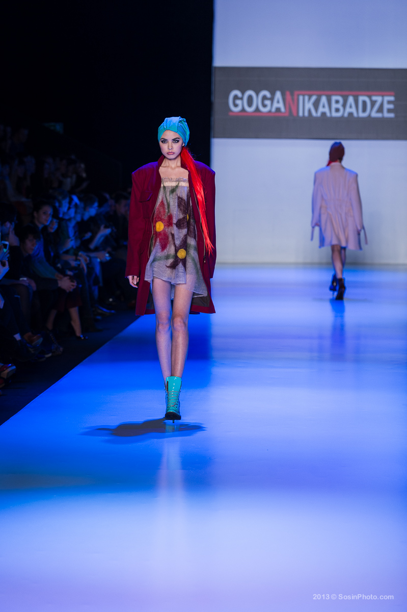 0020 MB Fashion week 2013 photo