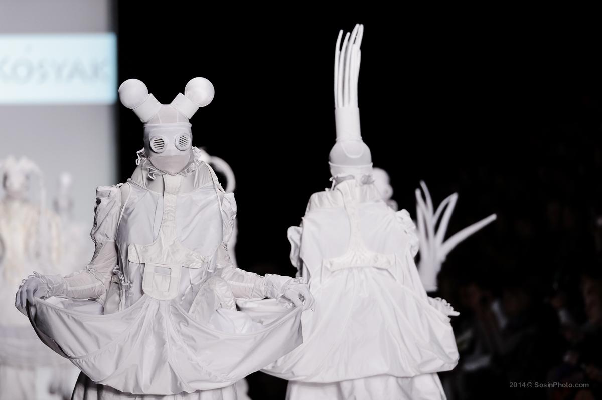 0071 MB Fashion week 2014 photo