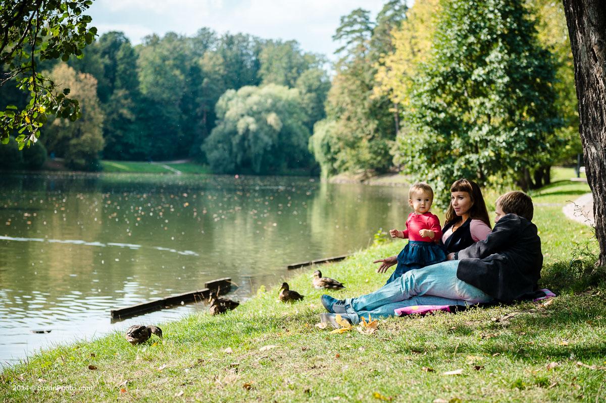 0022 FAMILY photoset Tsaritsyno