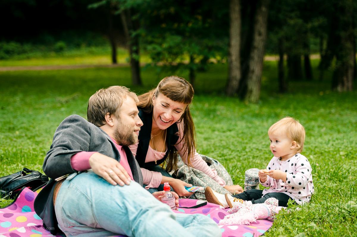0028 FAMILY photoset Tsaritsyno