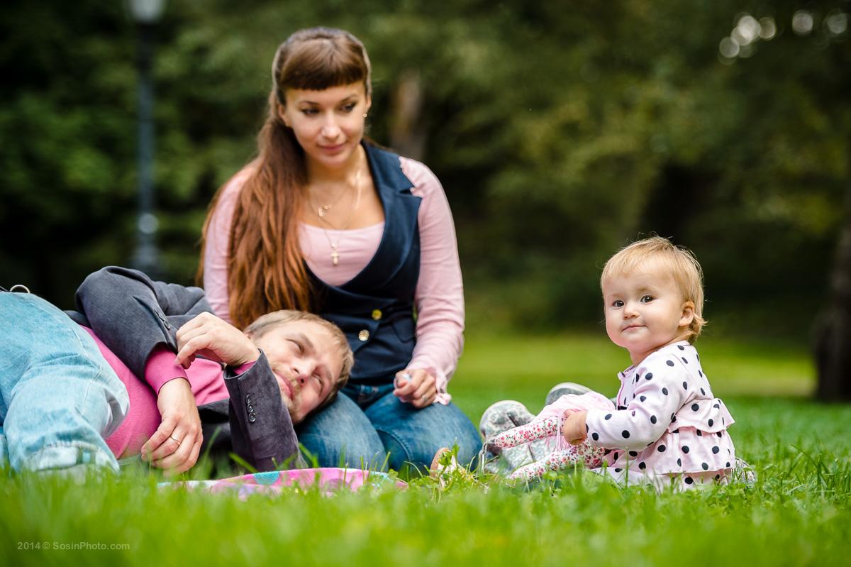 0029 FAMILY photoset Tsaritsyno