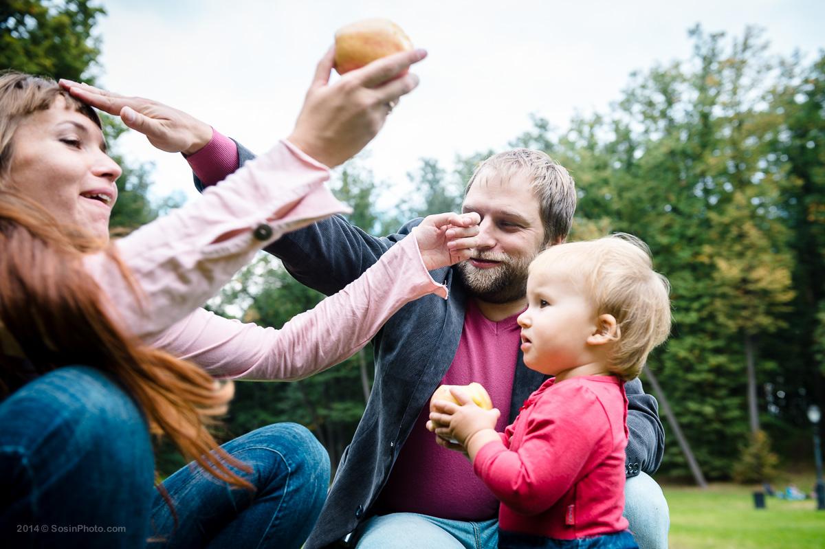 0043 FAMILY photoset Tsaritsyno