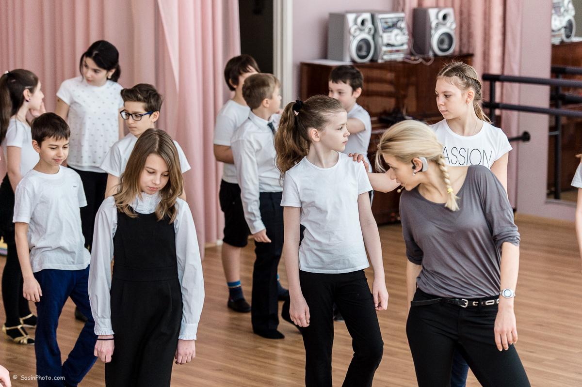 0034 school choreography class