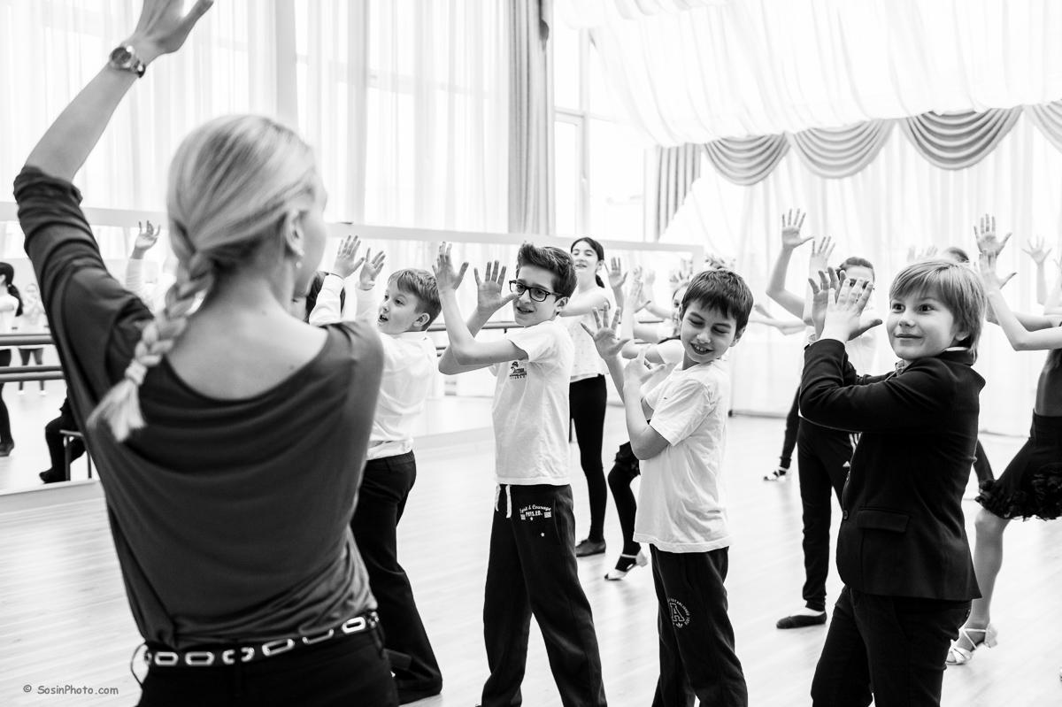 0044 school choreography class