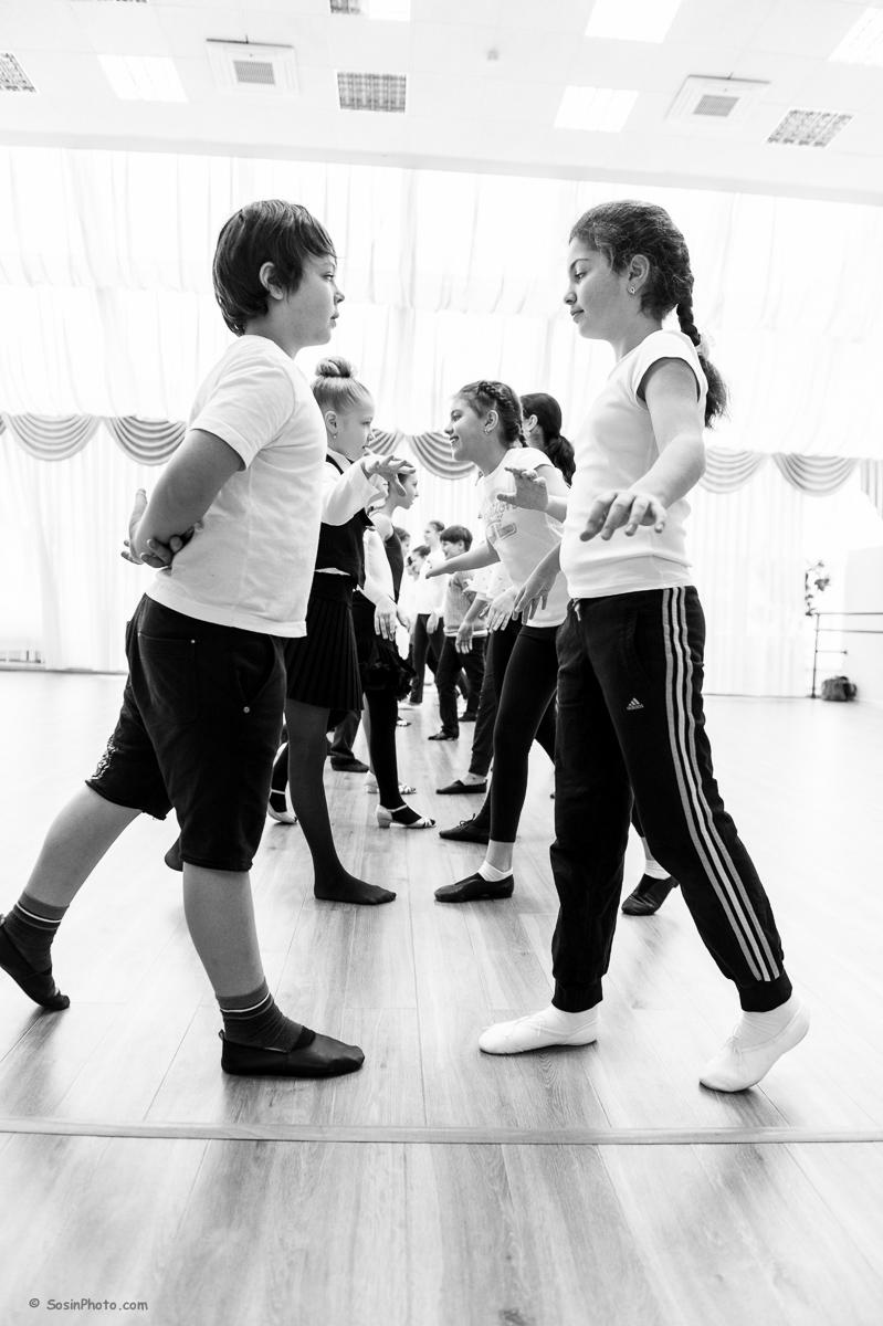 0046 school choreography class