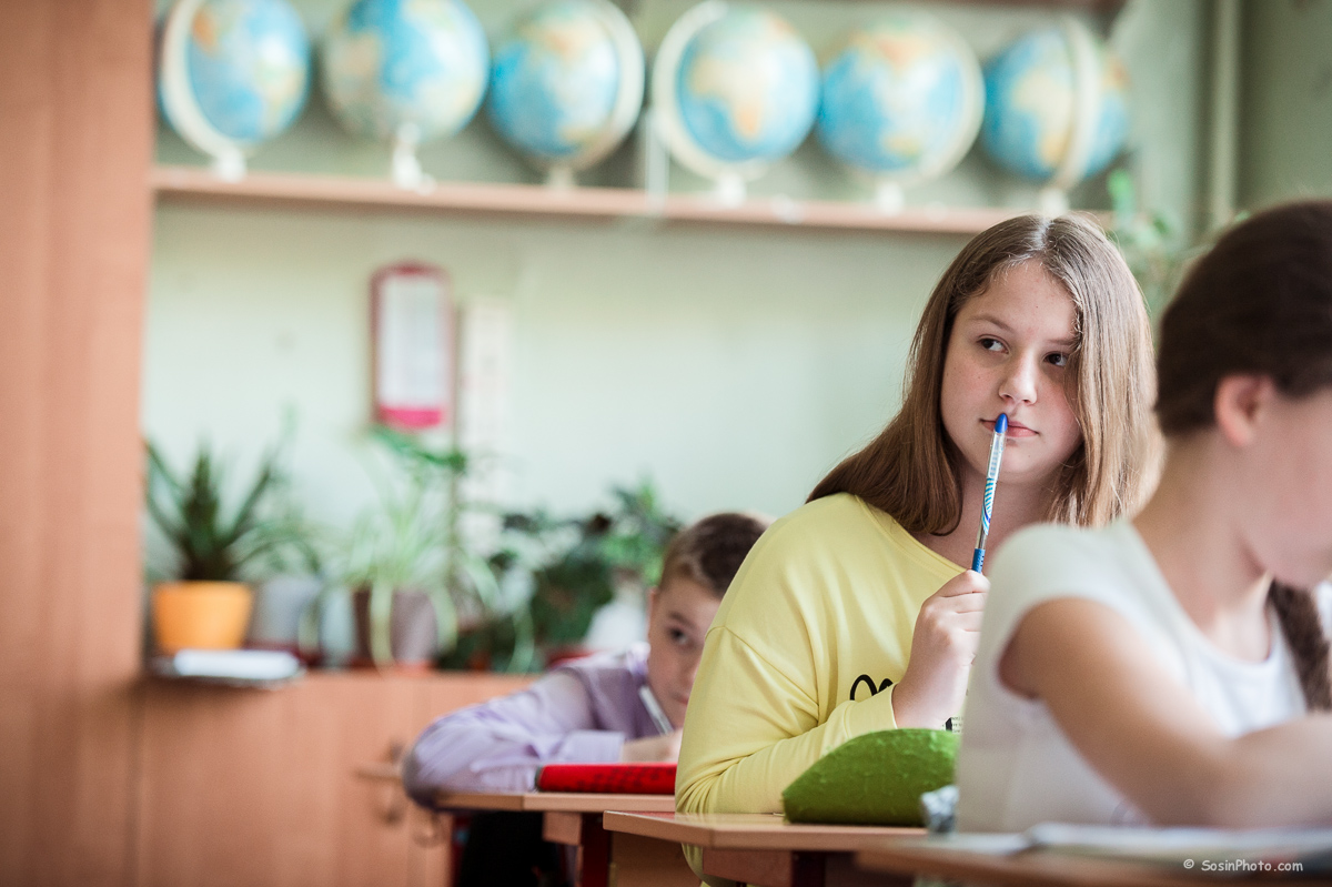 0013 school classrom