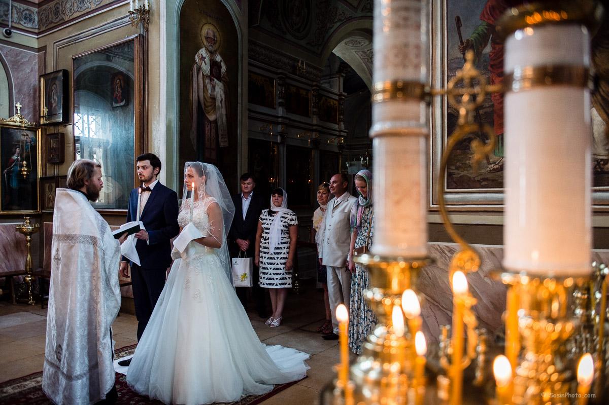 0034 венчание Катя и Олег